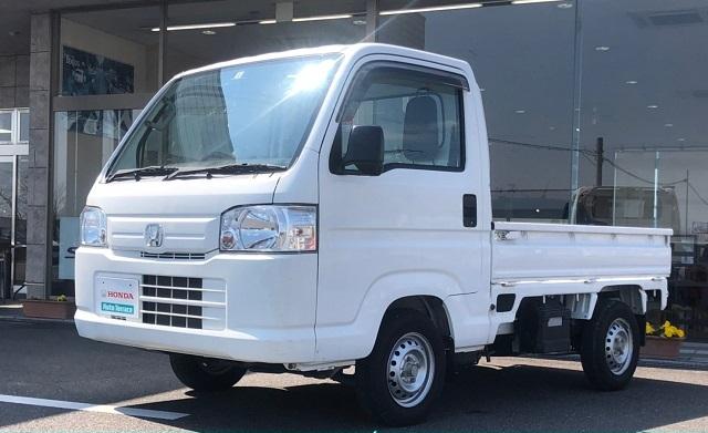特選中古車 アクティトラック 660 4WD アタック