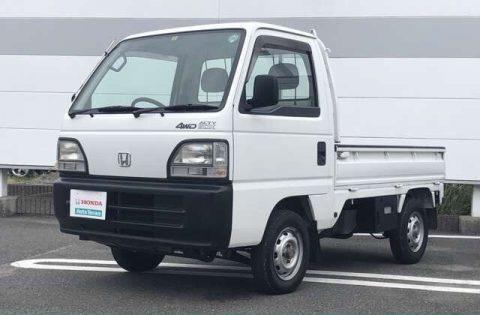 中古車 アクティトラック 660SDX 三方開 4WD