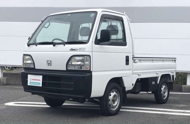 特選中古車 アクティトラック 660SDX 三方開 4WD