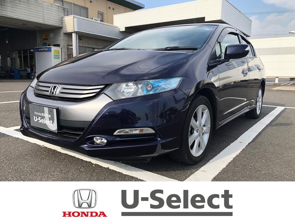 特選中古車 インサイト 1.3 LS