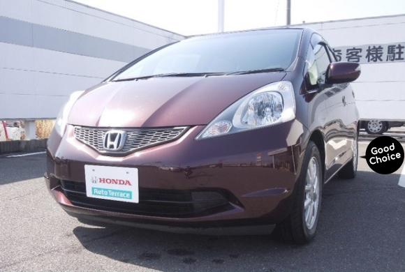 特選中古車 Honda フィット 1.5 X キーレス ETC シートヒータ-